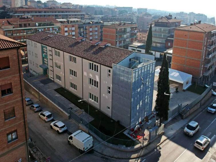 Nuova Scuola Media Carducci Purgotti Perugia (PG)